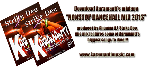 download strike dee karamanti non stop mixtape 2013