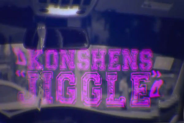 KONSHENS NEW MUSIC & I'M COMING & JIGGLE OFFICIAL VIDEOS