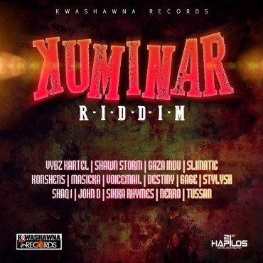 VYBZ KARTEL – IN MY LIFE – KUMINAR RIDDIM – KWASHAWNA REC – MARCH 2015