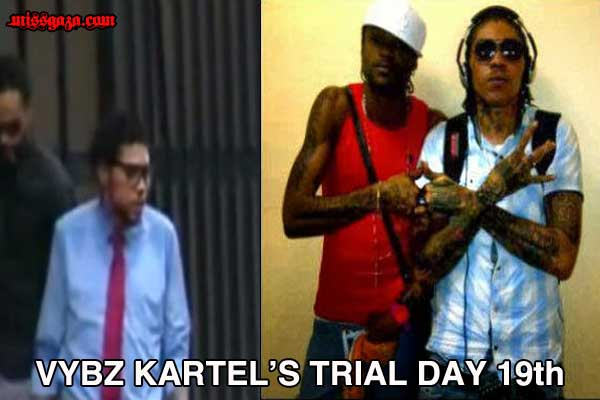 VYBZ KARTEL'S TRIAL LATEST NEWS & DEVELOPMENTS -DEC 11 2013