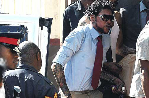 VYBZ KARTEL'S TRIAL LATEST UPDATES JAN 20 2014