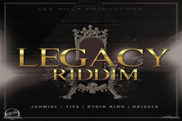 "Listen To ""Legacy Riddim"" Mix Featuring Jamaican Dancehall"