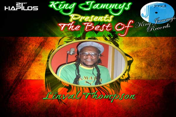 king jammys presents linval thompson