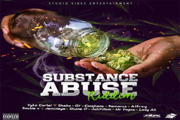 <strong>Listen To Vybz Kartel Ft Sheba Don&#8217;t Take It Out &#8211; Substance Abuse Riddim Mix</strong>
