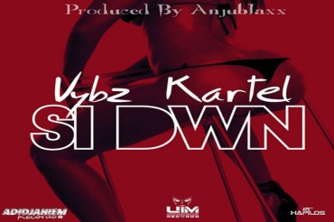 LISTEN TO VYBZ KARTEL SONG – SI DWN – UIM RECORDS – OCT 2015