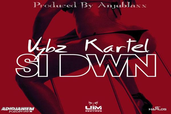 listen to Vybz Kartel Sit Down pon it uim records