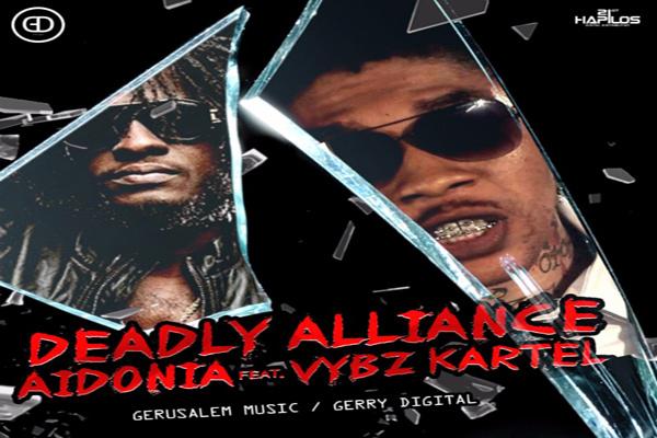 listen to aidonia vybz kartel dedly alliance dancehall music