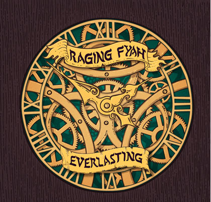 listen to ragin fyah reggae album everlasting june 2016