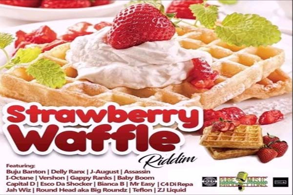 listen to strawberry waffle riddim mix top dancehall reggae music summer 2017