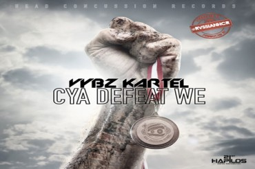 <strong>Listen to Vybz Kartel Song &#8211; Cya Defeat We &#8211; Head Concussion Records</strong>