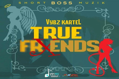 <strong>LISTEN TO VYBZ KARTEL NEW SONG &#8211; TRUE FRIENDS &#8211; SHORT BOSS MUZIK</strong>
