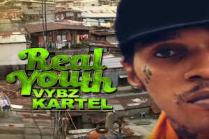 <strong>Watch Vybz Kartel New Music Video &#8211; Real Youth </strong>