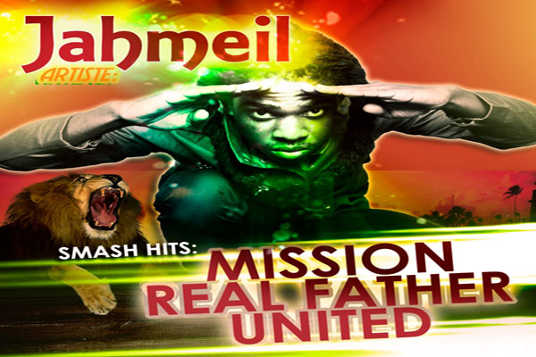 STREAM OR DOWNLOAD REGGAE ARTIST JAHMEIL EP -MISSION – MAY 2014