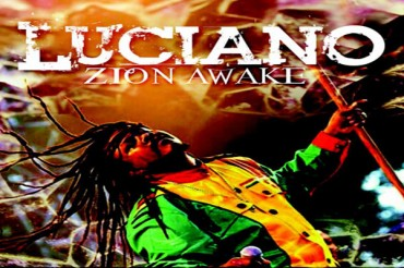 Reggae Music: Luciano Recieves Grammy Nomination for Zion Awake Album