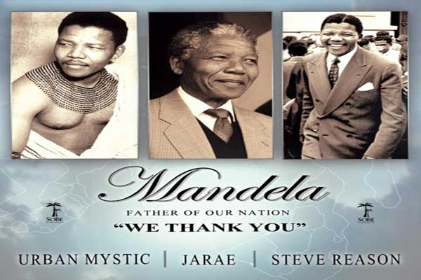 <strong>SoBe Entertainment Releases Tribute Song To Nelson Mandela &#8220;Mandela: We Thank You&#8221;</strong>