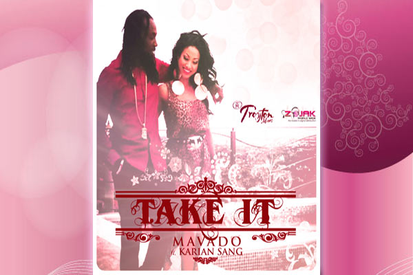 <strong>Mavado&#8217;s &#8220;Take It&#8221; Video Gets Exclusive Premiere On Billboard</strong>