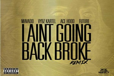 <strong>Vybz Kartel Mavado &#8211; I Ain&#8217;t Going Back Broke Remix &#8211; Collaboration</strong>