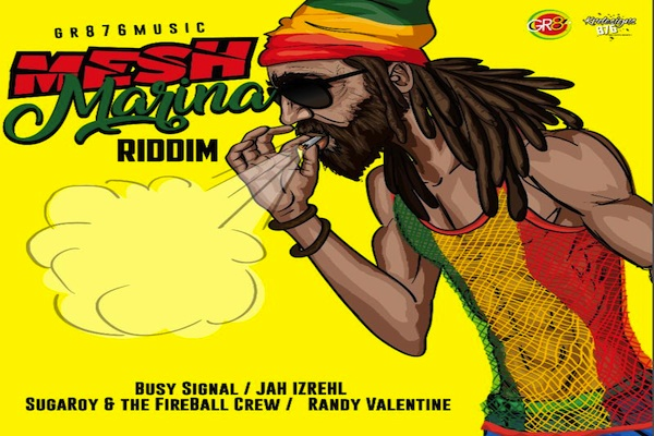 "Download ""Mesh Marina Riddim"" Mix Busy Signal, Jah Izrehl"