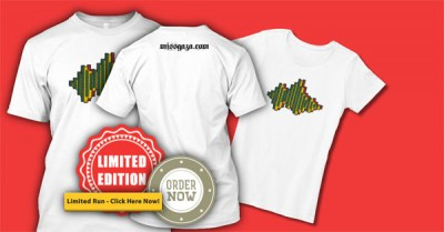 Missgaza.com Limited Edition T-Shirts