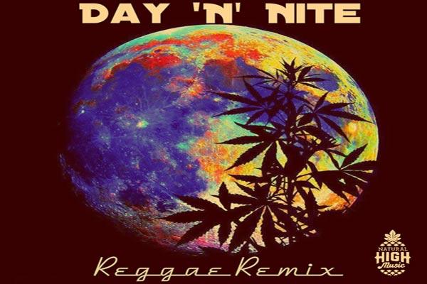 natural high kid cudi day n night reggae remix summer 2017