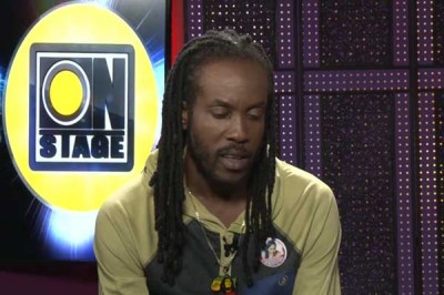 JAMAICAN REGGAE ARTIST NESBETH INTERVIEW ONSTAGE TV