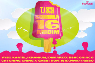 <strong>LISTEN TO SUMMER 16 RIDDIM -TJ RECORDS  DANCEHALL MIX &#8211; JUNE 2016</strong>