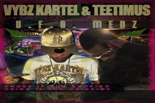 new vybz kartel single ft teetimus ufo medz-nov2012
