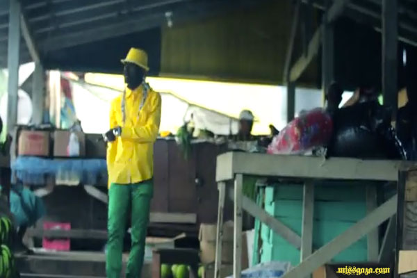 NINJA MAN JAMAICA TOWN OFFICIAL MUSIC VIDEO – MARCH 2014