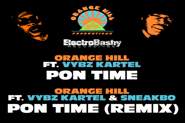 Listen To Orange Hill Feat. Vybz Kartel Sneakbo – Pon Time PT. 2