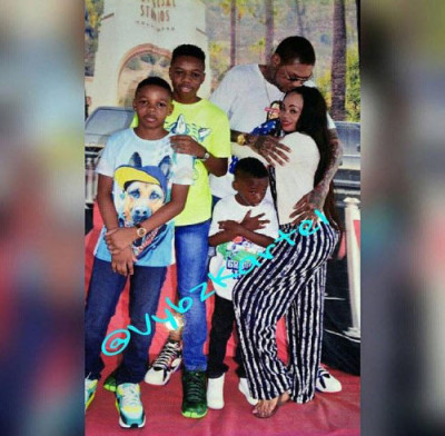 <strong>Photos of Vybz Kartel&#8217;s Family Visit In Jail &#8211; August 2016</strong>