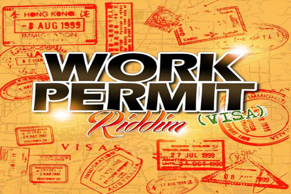 POPCAAN NEW SINGLE – FALL IN LOVE – WORK PERMIT RIDDIM – YARD VYBZ ENT -APRIL 2014