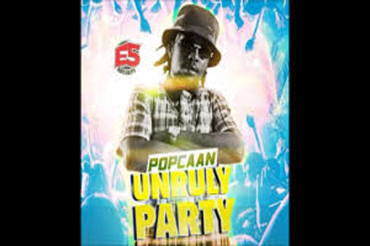 <strong>POPCAAN &#8211; UNRULY PARTY &#8211; BEACH LIFE RIDDIM &#8211; E5 RECORDS &#8211; JUNE 2014</strong>