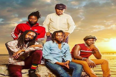 <strong>Raging Fyah Nominated For 2017 Grammy For Best Reggae Album</strong>