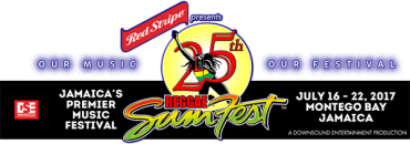 <strong>Montego Bay Jamaica 25th Reggae Sumfest 2017 Line Up Parties &#038; Program</strong>