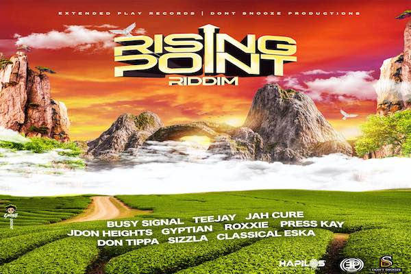 rising pooint riddim mix sizzla, gyptian, busy signal, jah cure, teejay promo download 2021