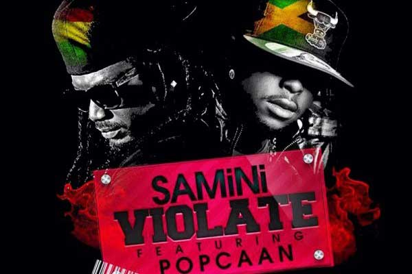 WATCH SAMINI FEAT POPCAAN – VIOLATE – OFFICIAL MUSIC VIDEO
