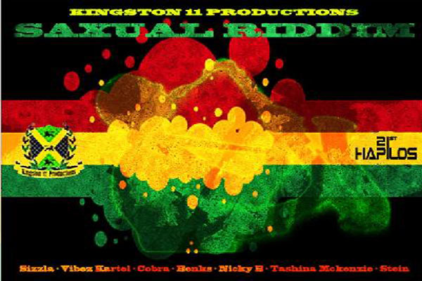saxual riddim kingston 11 productions promo mix may 2013
