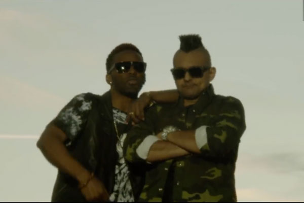 SEAN PAUL FEAT KONSHENS – WANT DEM ALL – OFFICIAL MUSIC VIDEO – FEB 2014