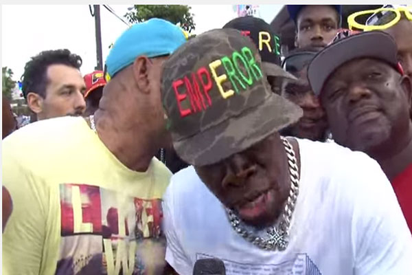 shabba ranks interview with winfor williams may  2014