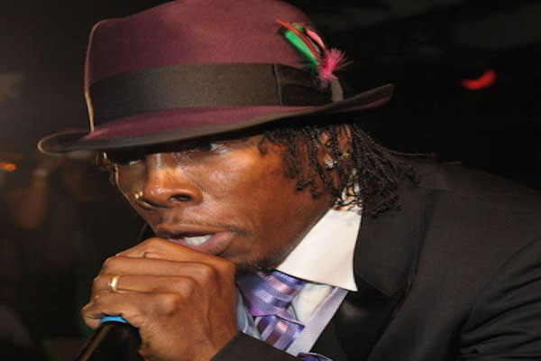 Shabba Ranks Interview OnStage With Winford Williams