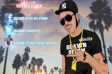 Listen To Shawn Storm New Song Saba – Maad Dawg Riddim – Jan 2016