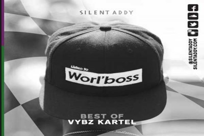 Listen to Worl'boss (Best of Vybz Kartel) Addi Silent Mixtape – 2015