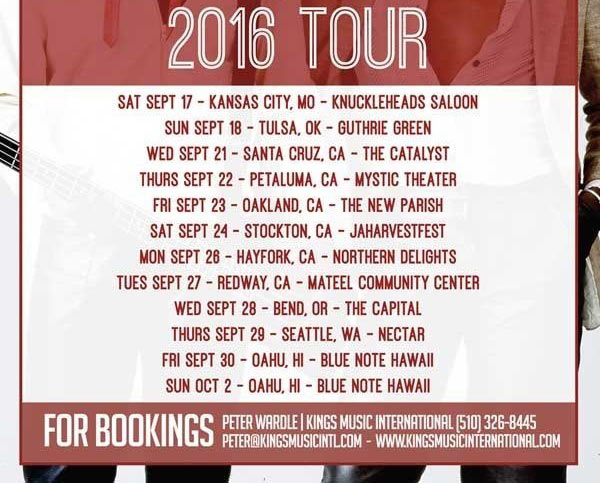 sly&robbie with taxi gang full tour dates usa hawaii 2016