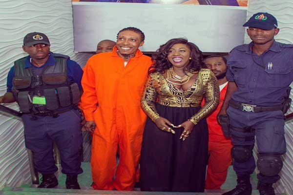 spice fake kartel-conjugal visit video launch parrty