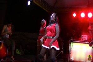 <strong>Watch Spice Live @ Di Boom Diva Show Says Free World Boss</strong>