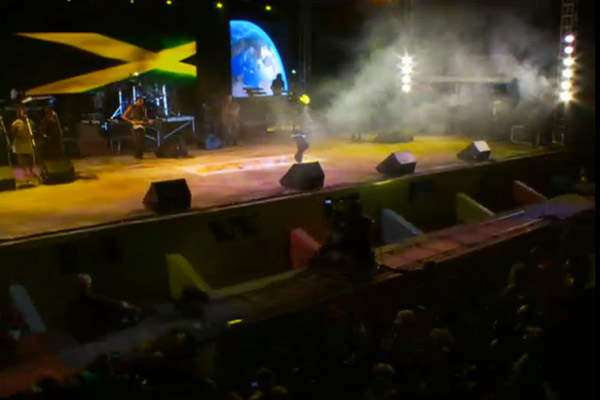 Sting Concert 2k12 Boxing Day Jamaica Videos