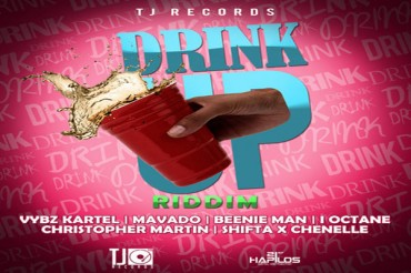 VYBZ KARTEL AKA ADDI INNOCENT -DRINK UP – DRINK UP RIDDIM – TJ RECORDS