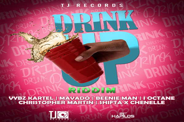 <strong>LISTEN TO VYBZ KARTEL AKA ADDI INNOCENT &#8211; DRINK UP &#8211; DRINK UP RIDDIM &#8211; TJ RECORDS</strong>