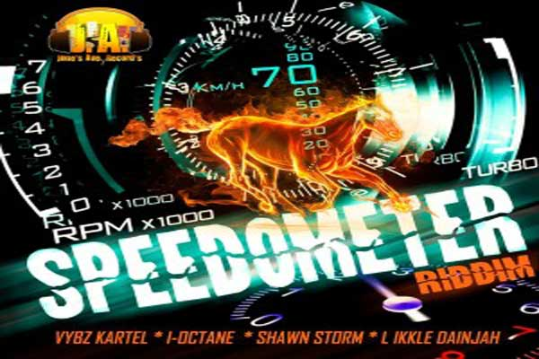 STREAM OR DOWNLOAD  – SPEEDOMETER RIDDIM – JONES AVENUE RECORDS – OCTOBER 2014