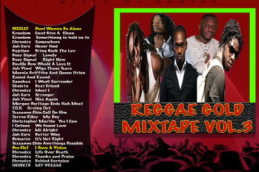 <strong>Stream Reggae Gold Mixtape Vol.3 (January 2017) Chronixx, Gyptian, Sanchez &#038; More</strong>
